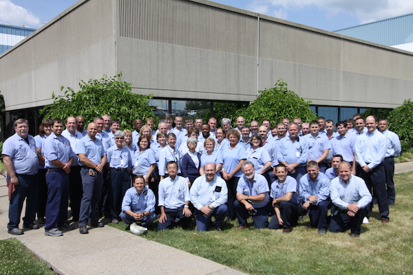 CMWA members from our Aluminum Plant