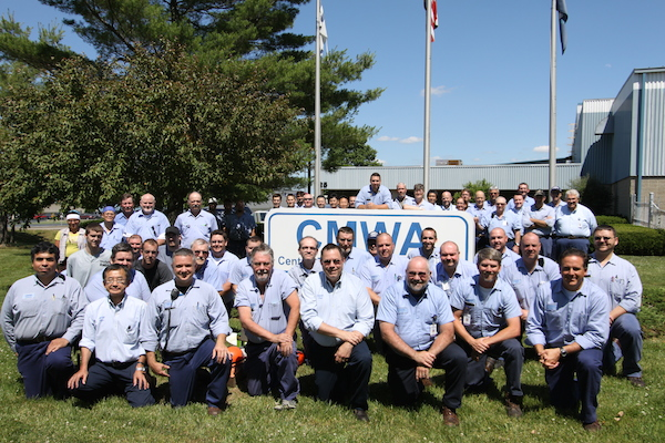 CMWA members from our Steel Plant